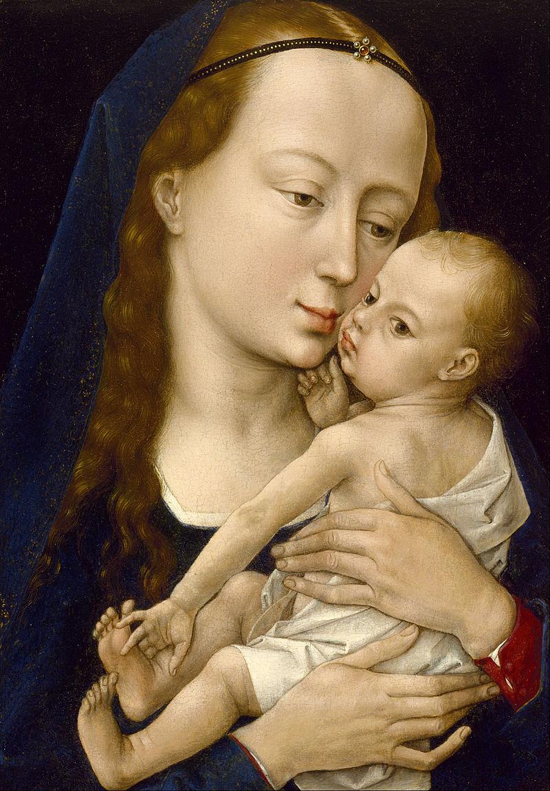 800px-Rogier_van_der_Weyden_-_Virgin_and_Child_-_Google_Art_Project
