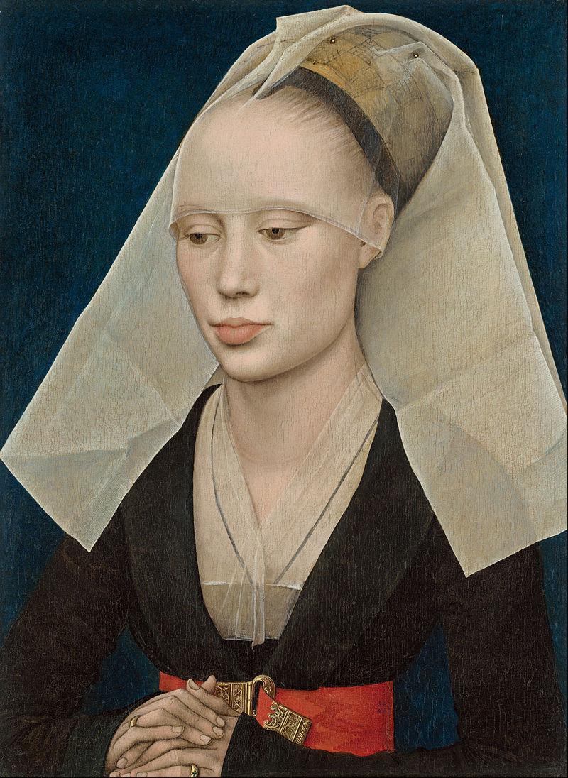 Rogier_van_der_Weyden_-_Portrait_of_a_Lady_-_Google_Art_Project